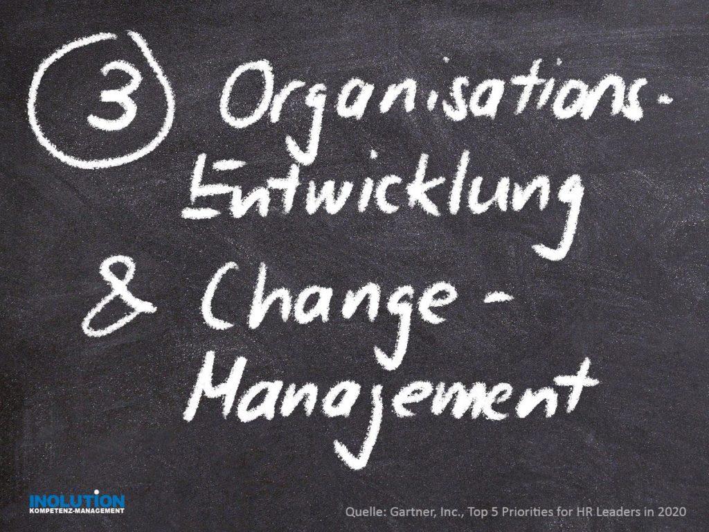 Organisationsentwicklung & Change-Management